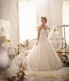Mori Lee Bridal 2609 Mori Lee Bridal by Madeline Gardner Edith's | Wisconsin's Largest Wedding Center