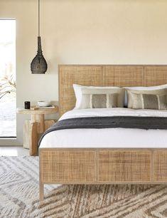 Bedding Master Bedroom, Master Bedroom Design, Home Bedroom, Modern Bedroom, Bedroom Furniture, Furniture Usa, Natural Furniture, Master Bedrooms, Master Bath