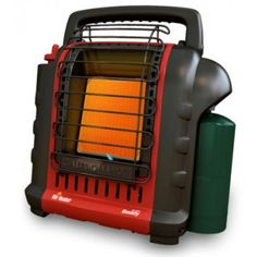 Mr. Heater 9,000 BTU Portable Indoor-Safe Propane Heater MH9BX