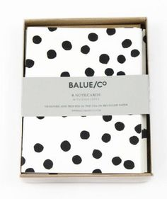 Set of 8 polka dots by Balue/co #mooreaseal
