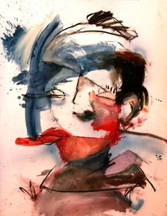 """Lou Ros; Oil, 2011, Painting """"INV"""""""