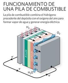 pem fuel cell schematic | PEM Fuel Cells | Methanol fuel, Hydrogen