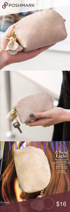 Portefeuille Unisexe Camels Cute Canvas Change Porte-Monnaie Cellphone Bag with Handle Wallet Bag Change Pouch Trousse de Maquillage