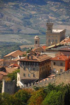 City of San Marino Best of City of San Marino, San Marino Tourism - Tripadvisor Rest Of The World, Places Around The World, Around The Worlds, Montenegro, San Marino Italy, Saint Marin, Bósnia E Herzegovina, Republic Of San Marino, Rimini Italy