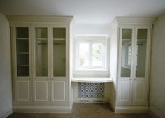 Chittleburgh Joinery Manufacturers of bespoke joinery for Guildford, Surrey, Hampshire, Sussex and London. Bespoke Furniture, Furniture Design, Joinery, Dressing Room, China Cabinet, Bedroom Furniture, Tall Cabinet Storage, Home Decor, Custom Furniture