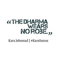 from Kara's forthcoming book 101 Kara Sutras