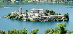 Il Cusio, la Val Strona e il Lago d'Orta - Tra Omegna, Orta San Giulio e l'Isola di San Giulio