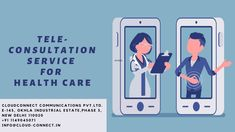 The Teleconsultation service for healthcare app is focused on the most rising technologies for a Phone call or video chat. You know what we're talking about if you ever used audio & video chat apps such as Google Hangout or Skype. Video calls from WhatsApp Video could be made and people can talk to everywhere in the world. Cloud Based Services, Google Hangouts, Health Care, Audio, Apps, Clouds, Technology, Phone, Tech