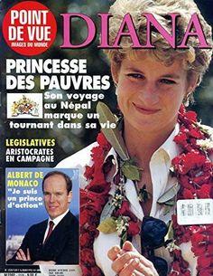 vintage PRINCESS DIANA magazine eBay