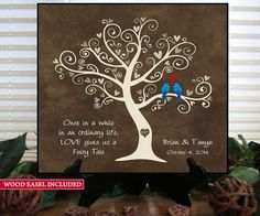 personalized wedding gift for couples this personalized wood sign features neutral colors with an eye