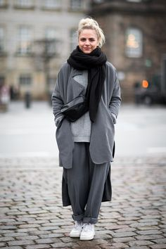 Streetstyle from CPHFW 2015 | @andwhatelse