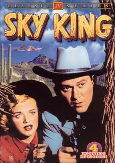 Sky King on Saturday mornings