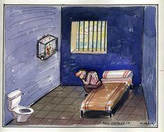 Cárcel en la cárcel.