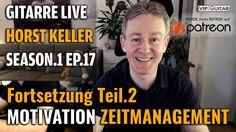 Motivation und Zeitmanagement - Updates S1 EP.17 Teil.2 Horst Keller