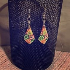 I just discovered this while shopping on Poshmark: Flower Earrings. Check it out! Price: $8 Size: OS