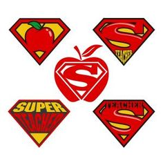 {FREE Daily Cut File} Super Teacher - Available for FREE today only, Aug 4
