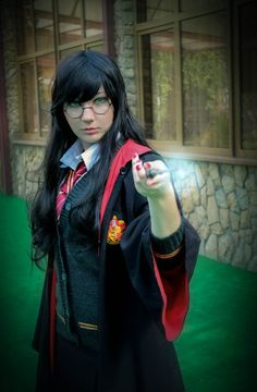 genderbend harry potter cosplay - Google Search