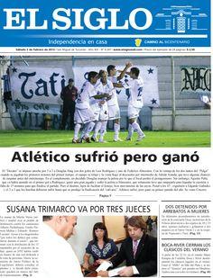 Diario El Siglo - Sábado 2 de Febrero de 20 13