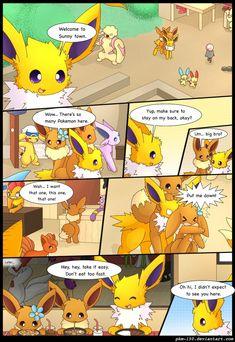 Pokemon Eeveelutions, Cute Pokemon Wallpaper, Pokemon Comics, Wattpad, Squad, Pikachu, Deviantart, Fictional Characters, Friends