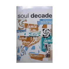 Soul Decade The Sixties Rare Double Cassette Album Cassette  LP Record Pop Rock 1960s music Gaye Redding King Ross Supremes Wonder Pickett by TheIrishBarn on Etsy