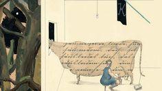 EL NUEVO LIBRO DEL ABECEDARIO ISBN: 978-84-15208-11-2  /  Autor: Karl Philipp Moritz  /  Ilustrador: Wolf Erlbruch