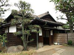 Japanese house. Nihon no Ie.