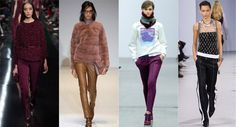 Fashion Trousers Autumn-Winter 2014-2015:Creases
