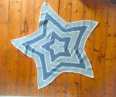 Baby wearing blanket Star Blanket star shaped by MrsBrownBoutique