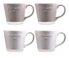 Tea lover? Then you need these 'made with love' mugs in your life!