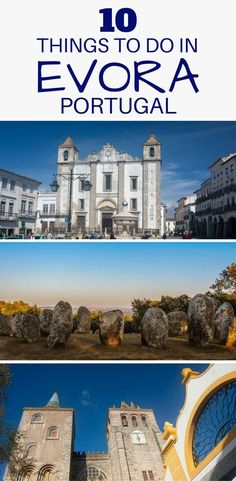 Looking for things to do in Evora? Check out our list of the 10 best Evora sights, attractions, and top recommendations for the greatest Evora experience.