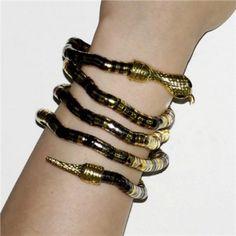 Serpant Wrap Bracelet