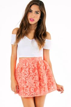 I don't normally like this store but I love this skirt
