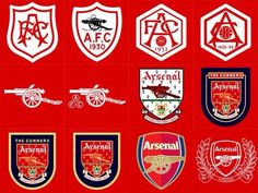 Arsenal logo!!