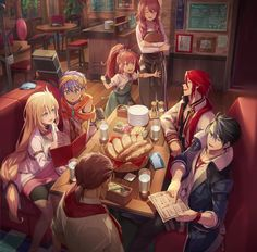 Trails Of Cold Steel, The Legend Of Heroes, Concept Art, Anime Art, In This Moment, Character, Character Design, Conceptual Art, Lettering
