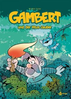 Gambert Bd. 01: Gambert und der Vitus-Zauber - 4/5 Sterne - DeepGround Magazine