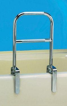 Bathtub Rail Dual Level | medicalgearforlife.com