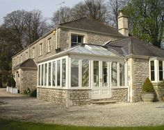 Galleries - Completed Edwardian Projects - Hardwood Conservatories .com