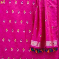 Category : 3 piece Pure Silk Banarasi Suit Design your own outfits from Khinkhwab's exclusive fabrics...