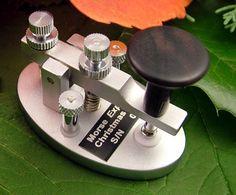 Morse Express Christmas 2012 Morse Key