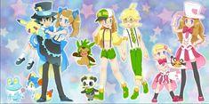 Lusamine Pokemon, Pokemon Kalos, Pokemon X And Y, Pokemon Ash And Serena, Pokemon Fan Art, Cute Pokemon, Pokemon Images, Pokemon Pictures, Pokemon Ash Ketchum