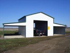 Steel Metal Barns