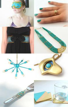 summer trends  by mira (pinki) krispil on Etsy--Pinned with TreasuryPin.com