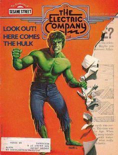 Vintage Magazine - Electric Company Magazine #047 (Aug1978)