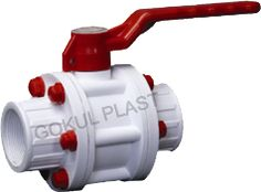 PP Ball Valve Manufacturer - Gokul Plast is manufacturer & supplier of PP Ball Valve, Polypropylene Ball valves, PP Ball Valve Suppliers, PP ball valves exporters, Gujarat, India #ppballvalve #plasticballvalve #polypropyleneballvalve #ppballvalvemanufacturer