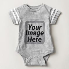 Dream Big Little One Hot Air Balloon Baby Bodysuit - shower gifts diy customize creative
