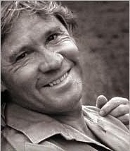 Steve Irwin - unwavering commitment to animal welfare and endangered species survival - pinned by getbitten.com