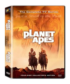 Planet of the Apes Complete Series DVD Collection Box Set