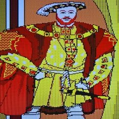 Henry the VIII bit