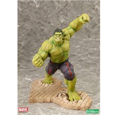 JMD Retail - Kotobukiya ArtFX+ Avengers Age of Ultron Hulk Statue