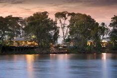 Thorn tree River Lodge is at the pinnacle of authentic wilderness architecture. The combination of cutting-edge design and sustainable building solutions is budding into another signature lodge in the heart of Southern Africa. River Lodge, Outdoor Bathrooms, Luxury Tents, 2nd City, Victoria Falls, Plunge Pool, Lodges, Wilderness, Livingstone